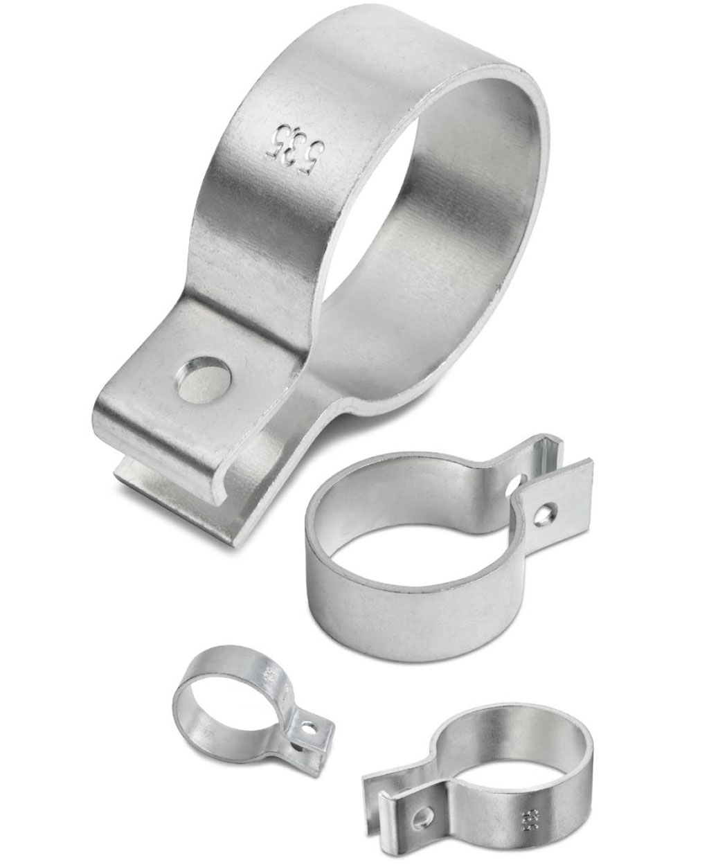 Heavy-duty Pipe Clamps