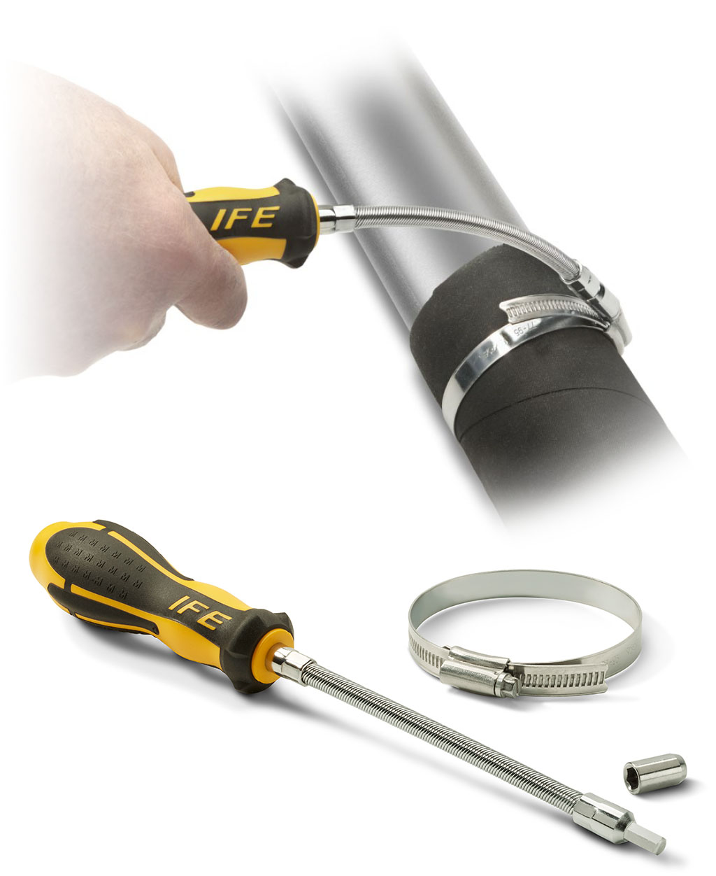 Flexible Installation Tool