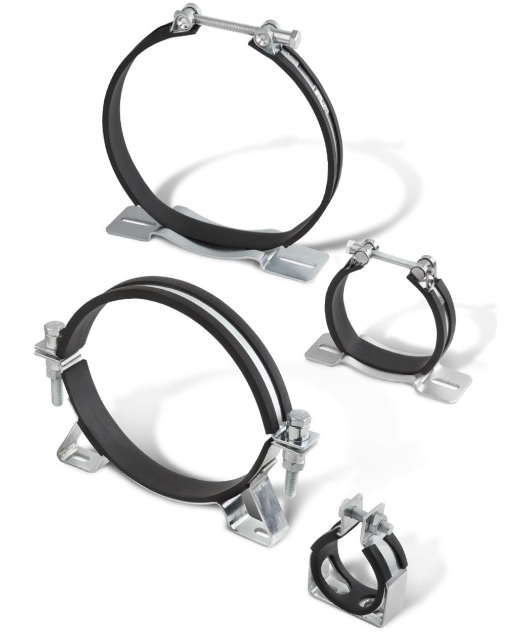 Vessel Mounting Clamps