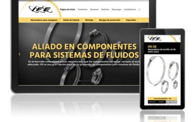 Introduciendo nuestro nuevo sitio web en Español (Introducing our new Spanish website)