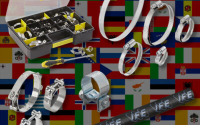 IFE NORDICS supplies the European market with IFE GROUP'S full range of fluid systems components